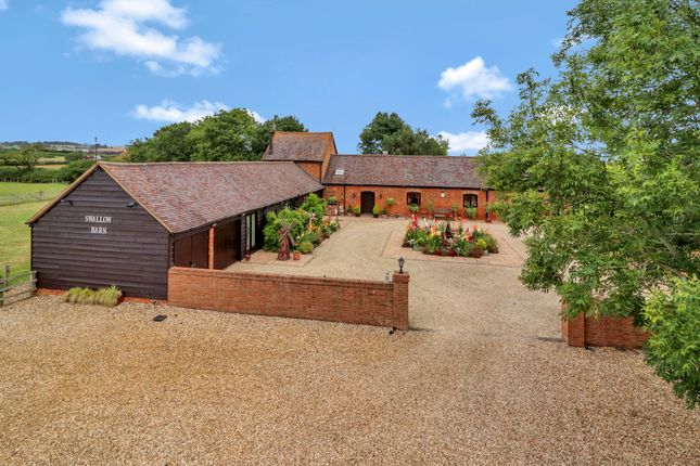 Thumbnail Barn conversion for sale in Lower Farm, Berryfields Gated Road, Aylesbury, Buckinghamshire