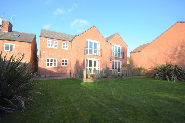 Thumbnail Flat for sale in Easthorpe Street, Ruddington, Nottingham