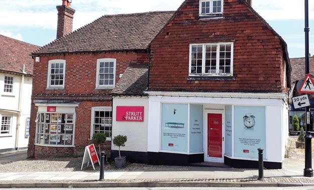 Thumbnail Office for sale in 16-18 High Street, Haslemere Surrey