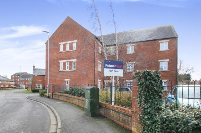 Thumbnail Flat for sale in Massingham Park, Taunton