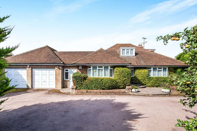 Bungalow for sale in Bramleys Benover Road, Yalding, Maidstone