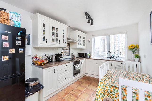 Kitchen of Rounton Road, London E3