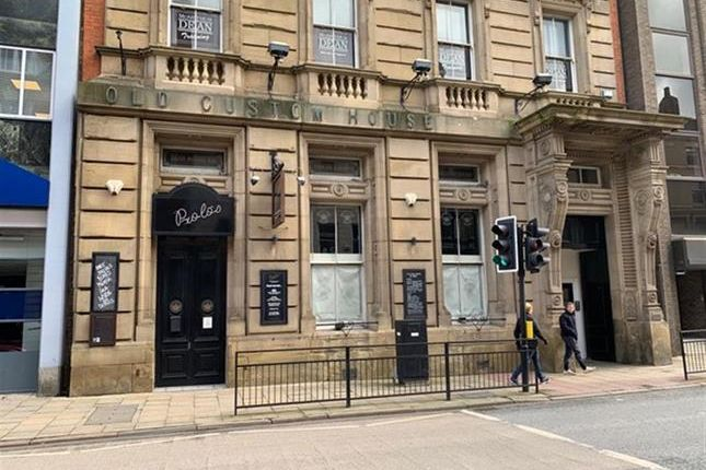 Thumbnail Retail premises to let in Old Custom House, Lowgate, Hull