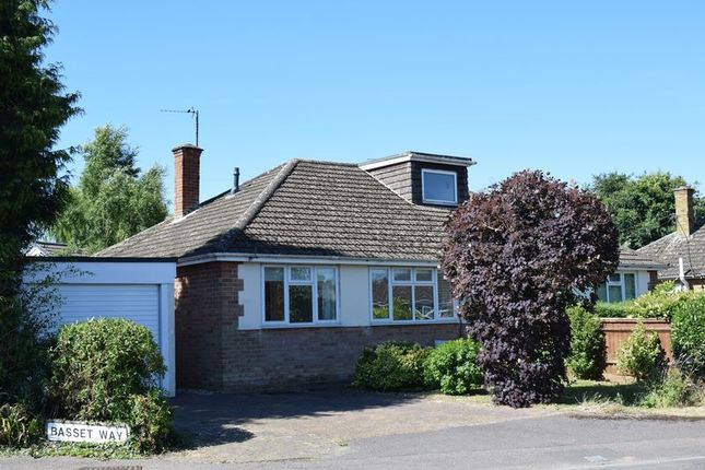 Thumbnail Semi-detached bungalow to rent in Brasenose Drive, Kidlington
