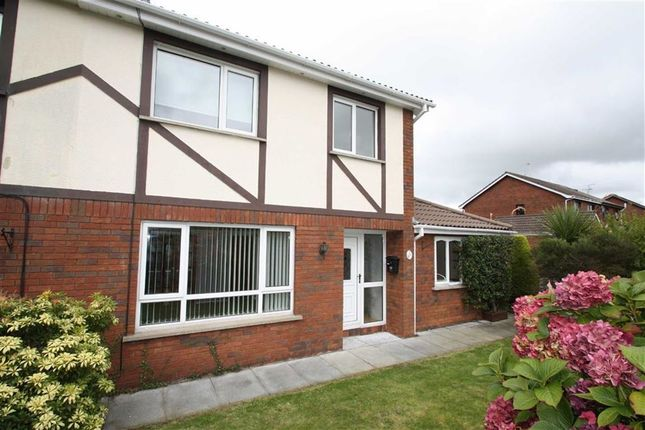 Thumbnail Semi-detached house to rent in Shrewsbury Dale, Saintfield, Ballynahinch