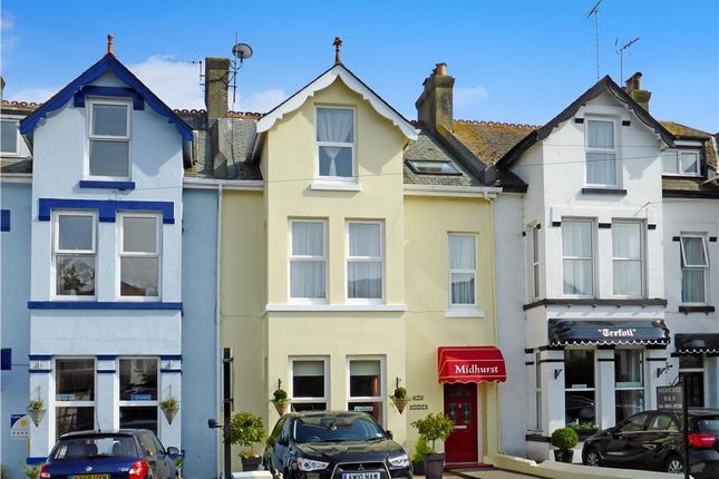 Thumbnail Terraced house for sale in New Road, Brixham