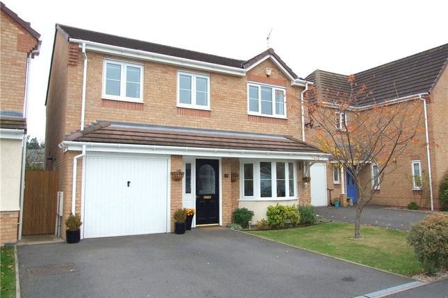 Thumbnail Detached house for sale in Rovings Drive, Spondon, Derby