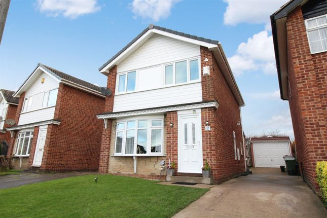 Thumbnail Detached house for sale in Stone Brig Green, Rothwell, Leeds