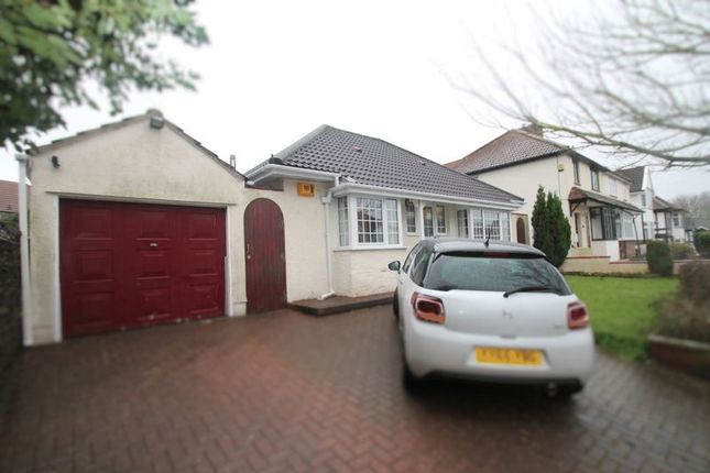 Thumbnail Detached bungalow to rent in Bungalow Glenwood Road, Henleaze, Bristol