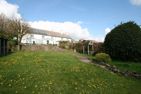 Thumbnail Cottage for sale in Morebath, Tiverton
