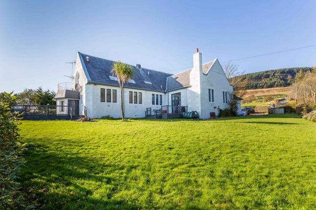 Thumbnail Detached house for sale in Church Brae, Kildonan, Isle Of Arran, North Ayrshire