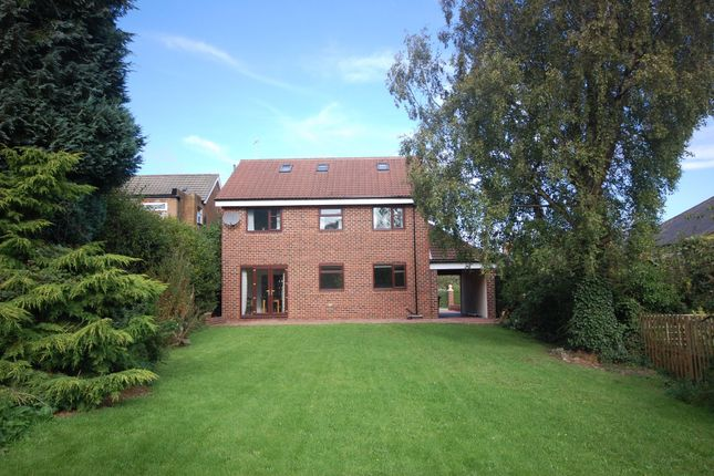 Thumbnail Detached house for sale in Larches Road, Durham