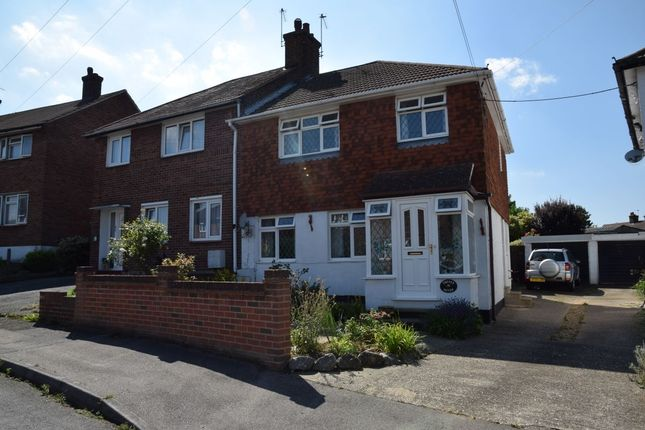Thumbnail Semi-detached house for sale in Albert Road, Wilmington, Dartford