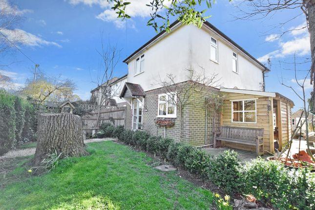 Thumbnail End terrace house to rent in Kirdford, Billingshurst