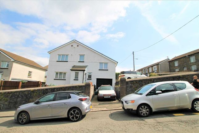 Thumbnail Detached house for sale in Amos Hill, Penygraig, Tonypandy