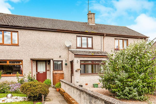 Terraced house for sale in Duriehill Road, Edzell, Brechin