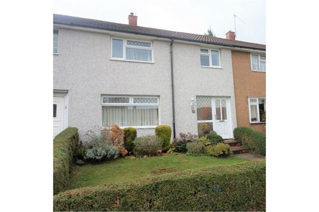 Thumbnail Terraced house for sale in Field View Road, Cwmbran