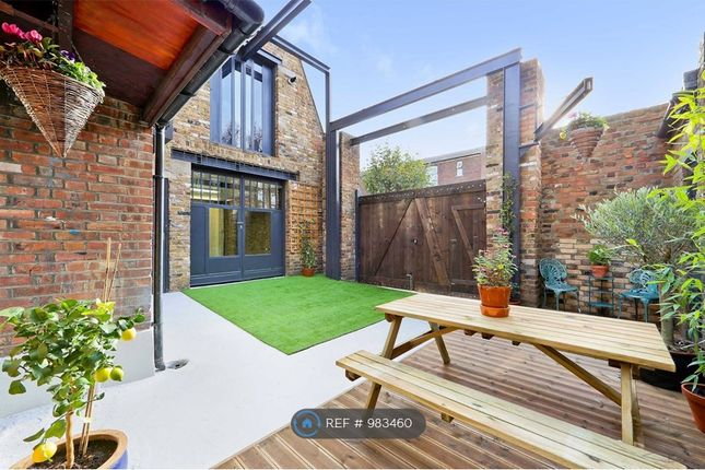 Thumbnail Semi-detached house to rent in Commercial Studio, London
