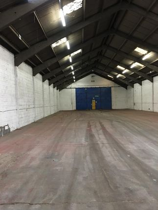 Thumbnail Warehouse to let in 113 River Road, Barking