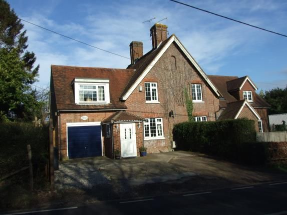 Thumbnail Semi-detached house for sale in Vinehall Road, Mountfield, Robertsbridge, East Sussex