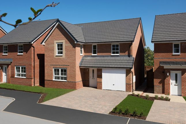 "Thumbnail Detached house for sale in ""Hale"" at Lukes Lane, Hebburn"