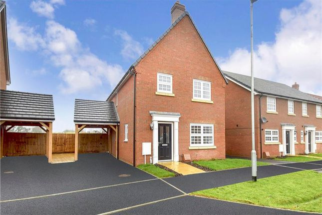 3 bed detached house for sale in Singledge Lane, Whitfield, Dover, Kent CT16