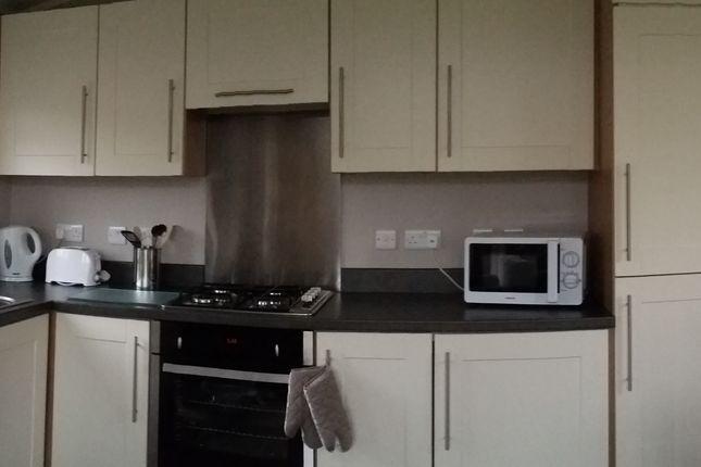 Kitchen of Badgers Retreat Park, Tunstall, Richmond DL10
