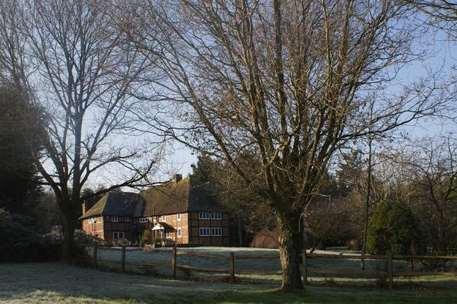 5 bed detached house for sale in The Village, Ashurst, Steyning
