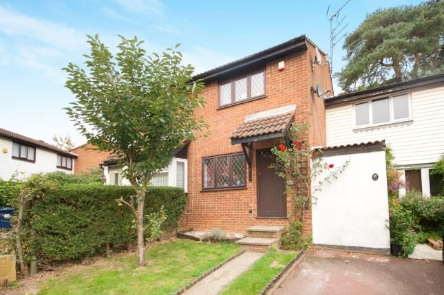 Thumbnail Semi-detached house for sale in Darwin Close, New Southgate, London, .