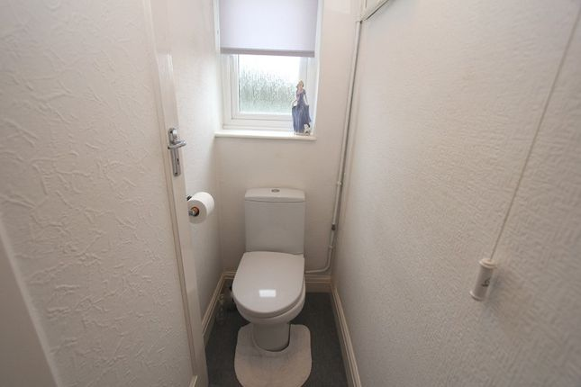 Separate WC of Wyre Grove, Edgware, Greater London. HA8