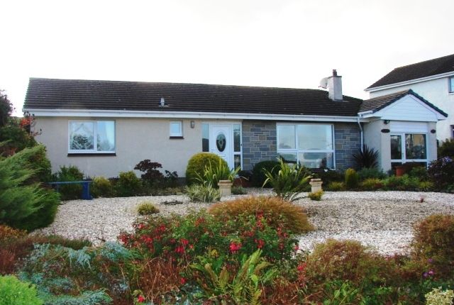 Thumbnail Bungalow for sale in 1 Smithy Road, Stranraer