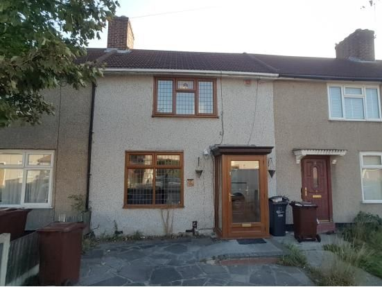 Thumbnail Terraced house to rent in Pasture Road, Dagenham