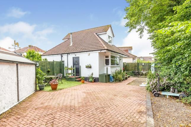 Thumbnail Bungalow for sale in Woodview, 54A, Gloucester Road North, Filton