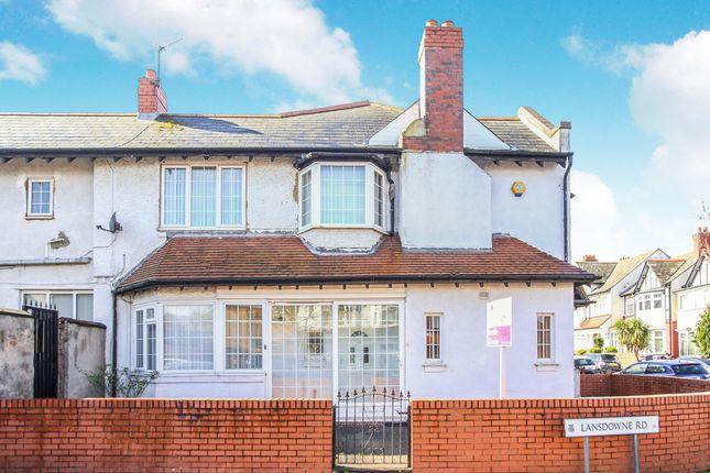 Thumbnail Semi-detached house for sale in Lansdowne Road, Handsworth, Birmingham