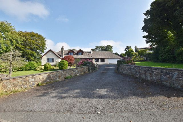 Thumbnail Bungalow for sale in Church Road, Onchan