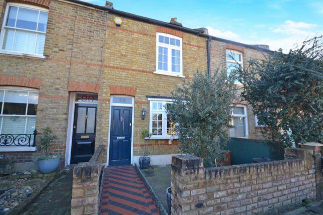 Thumbnail Terraced house for sale in St. Margarets Grove, St Margarets, Twickenham