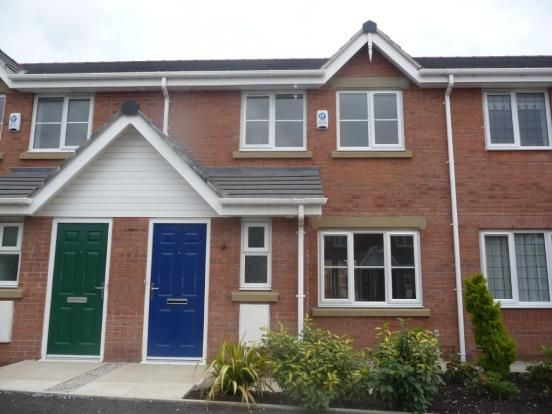Thumbnail Terraced house to rent in Nelson Way, Lytham St.Annes