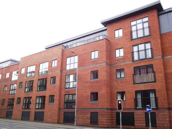 Thumbnail Flat for sale in Newport House, Newport Street, Worcester, Worcestershire