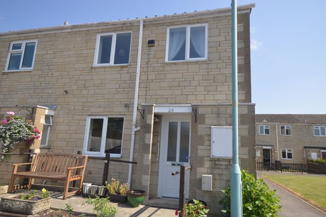 Thumbnail End terrace house to rent in Lavender Lane, Cirencester