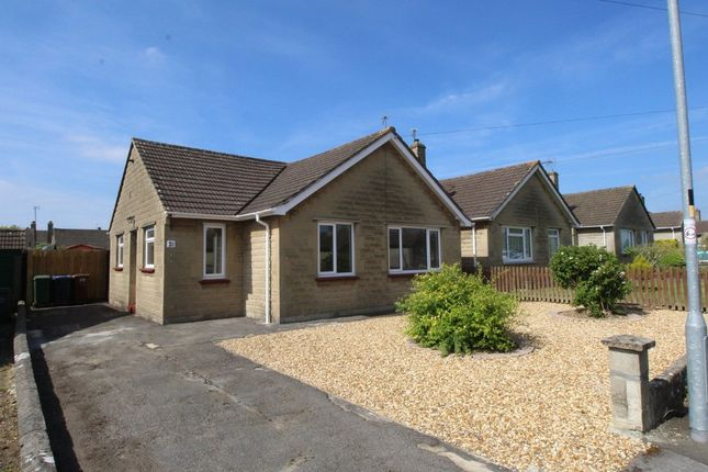 Thumbnail Detached bungalow to rent in The Tinings, Chippenham