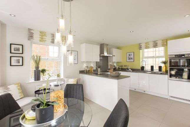 "Thumbnail Detached house for sale in ""Eden"" at Main Road, Earls Barton, Northampton"
