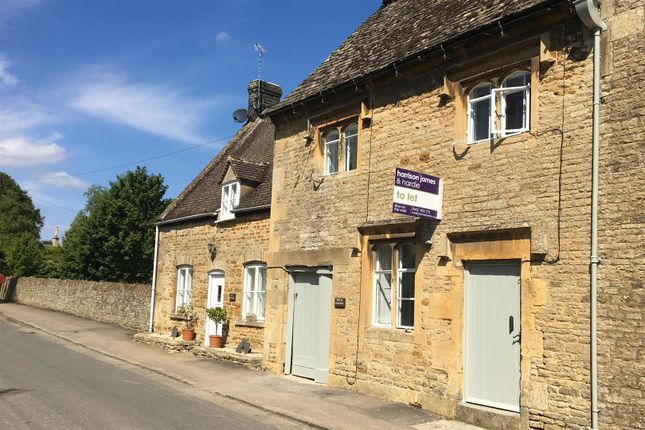 Thumbnail Cottage to rent in Main Road, Oddington, Moreton-In-Marsh