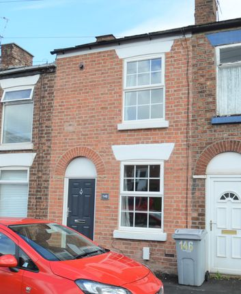 Thumbnail Terraced house to rent in High Street, Macclesfield