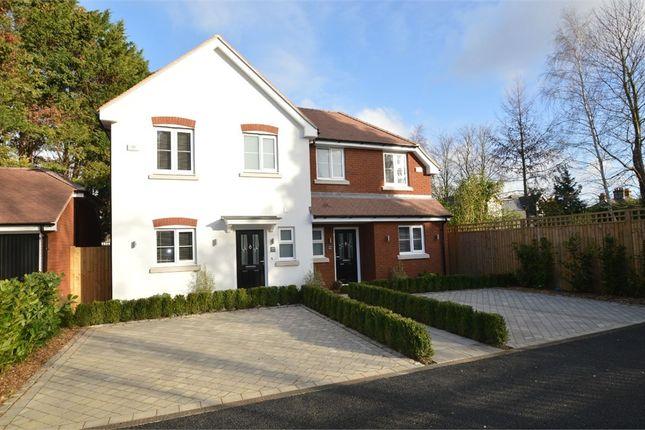 Thumbnail Semi-detached house for sale in Hersham Road, Hersham, Surrey