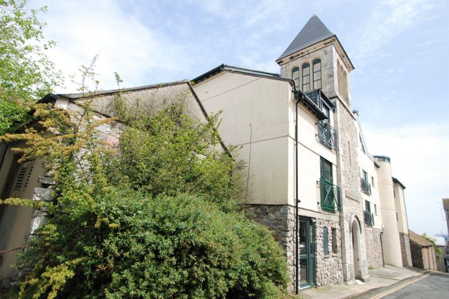 Thumbnail Flat to rent in Castle Street, Plymouth