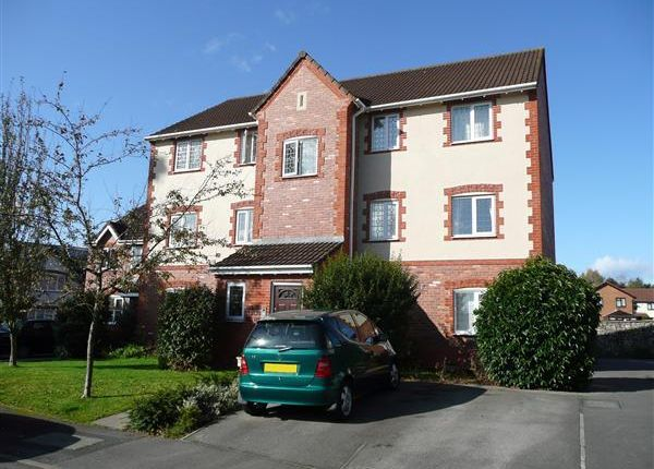 Thumbnail Flat to rent in Larkfield Park, Chepstow
