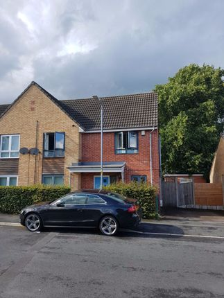 Thumbnail Semi-detached house to rent in Brocksby Chase, Bolton