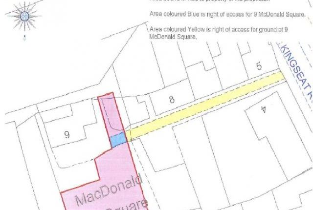 Land Mcdonald Square, Dunfermline KY11