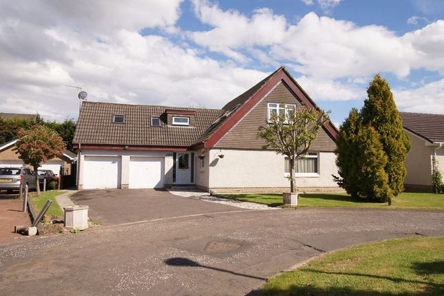 Thumbnail Detached house for sale in Carnoustie Court, Bothwell, Glasgow