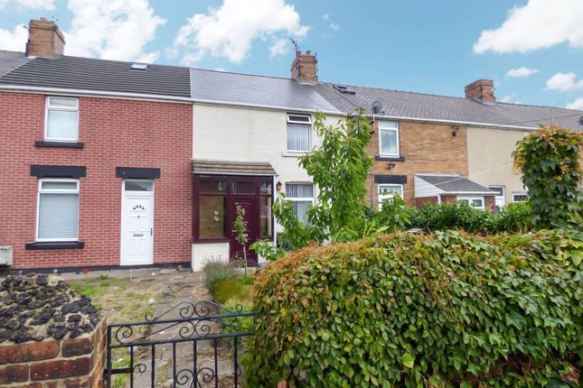 Thumbnail Terraced house for sale in Barrack Row, Shiney Row, Houghton Le Spring